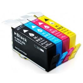 Συμβατά μελάνια HP 903XL Yellow (Κίτρινο) για Hp Officejet Pro 6960
