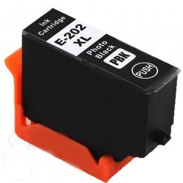 EPSON 202XL PHOTO BLACK ΣΥΜΒΑΤΟ ΜΕΛΑΝΙ XP-6000, C13T02H14010 (800 σελ.)